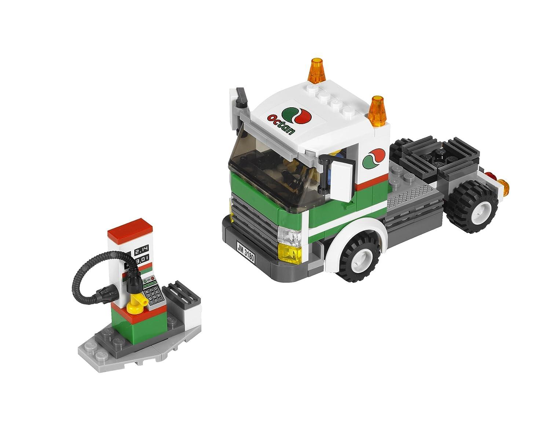 Lego City 3180 Tank Truck Amazon Toys Games