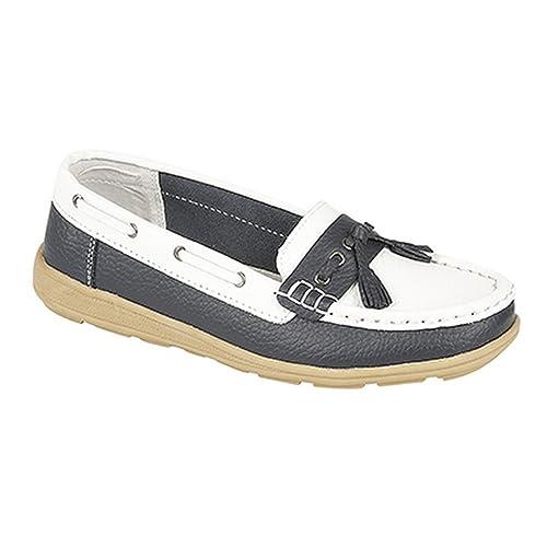 Boulevard - Chaussures bateau - Femme wTwe4cd
