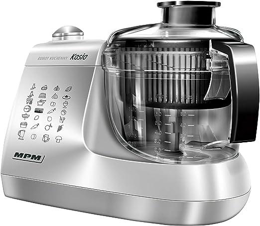MPM MRK-12 Procesador de Alimentos de Cocina Eléctrico, Amasador ...