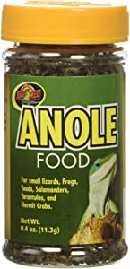 Zoo Med Anole Food For Small Lizards, 0.4 Ounce Bottle