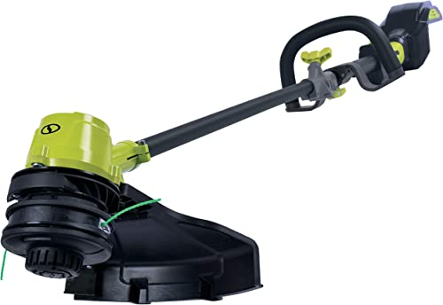 Sun Joe iON100V-16ST-CT 16 in. 100-Volt Max Brushless Lithium-iON Cordless String Trimmer, Tool Only