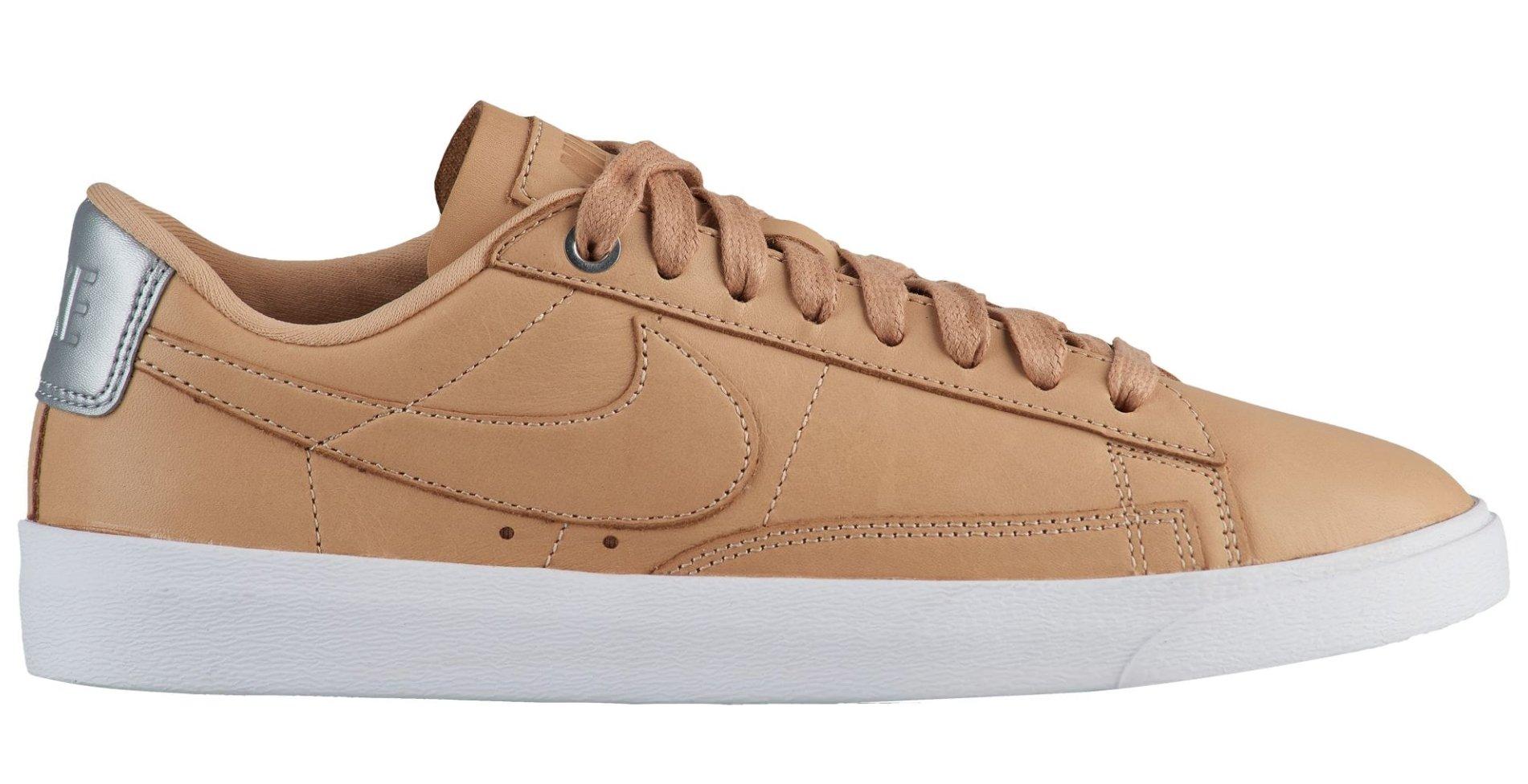 10550205f444 Galleon - Nike Women s Blazer Low SE PRM Bio Beige AA1557-200 (Size  9)