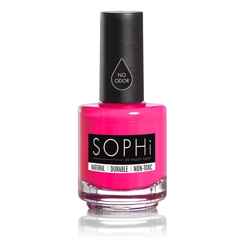 Amazon.com : SOPHi Dance Lilac No One\'s Watching Nail Polish, 0.5 oz ...
