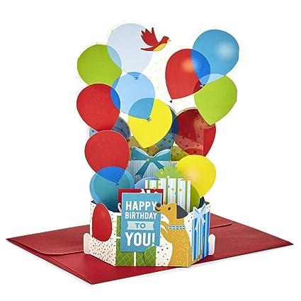 Hallmark - Tarjeta de felicitación de cumpleaños (tamaño ...