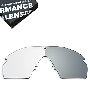 4603d655ab2 Image Unavailable. Image not available for. Color  ToughAsNails Lens  Replacement for Oakley Si Ballistic M ...