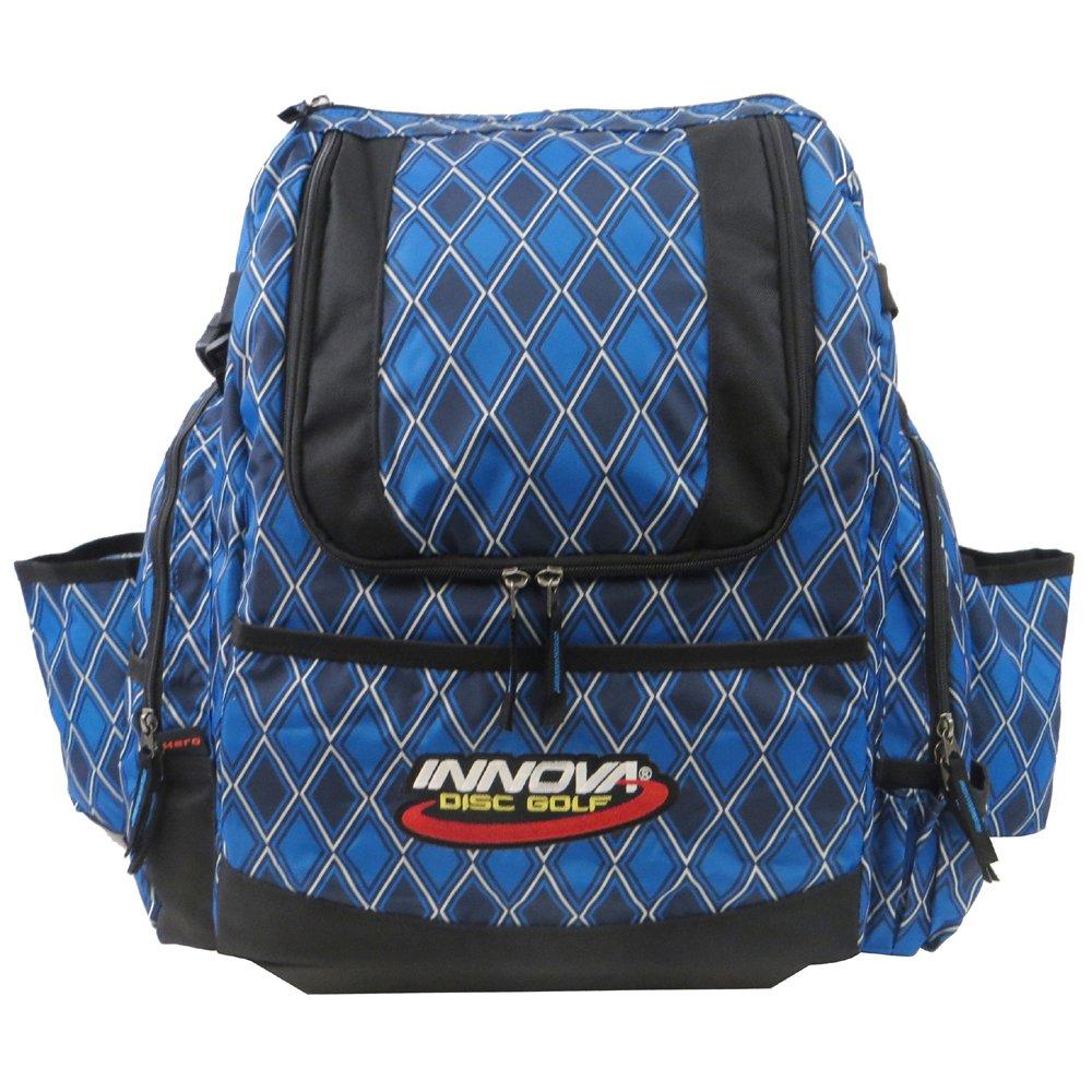 Innova HeroPack Backpack Disc Golf Bag (Blue Diamond) by Innova