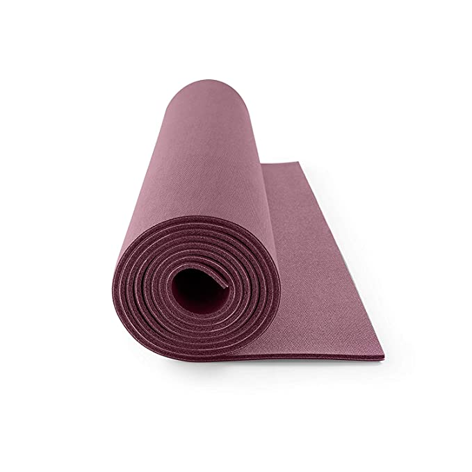 Lotuscrafts Rubber Yoga Mat Oeko - 100% Natural and Ecological - Eco Friendly Yoga Mat Non Slip - Non Toxic Yoga Mat Rubber - Yoga Mat for Home and ...