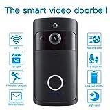 Video Doorbell, Doorbell Camera HD 720P WiFi