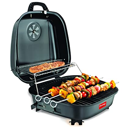be9eede71c6 Image Unavailable. Image not available for. Colour  Prestige PPBB-02 Coal  Barbeque Grill