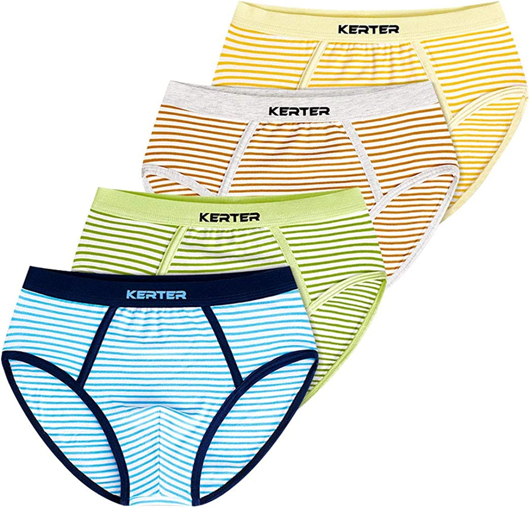 Auranso Boys Boxer Briefs Toddle Underwear Kids Car Underwear Assorted Colors 5 Pack