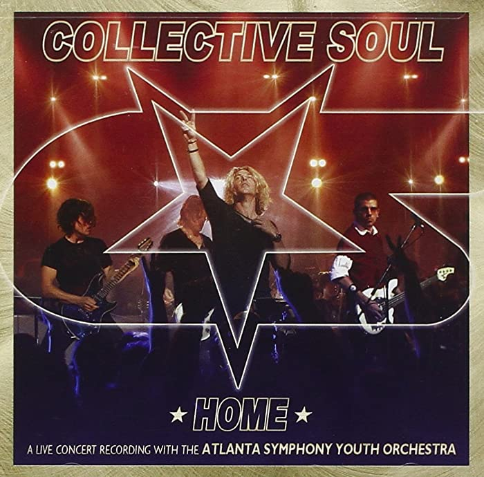 Top 9 Collective Soul Home A Live Concert
