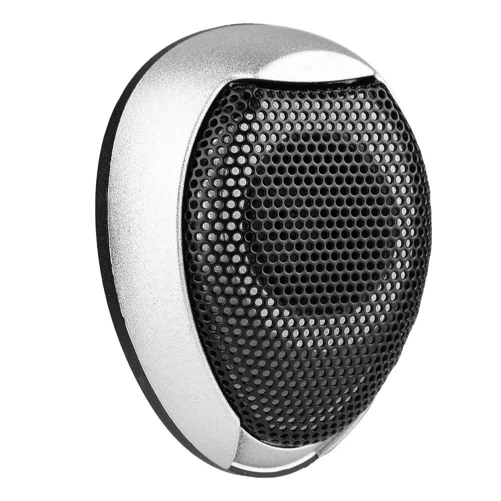 Astilla Altavoz para autom/óvil 1000W Mini audio redondo Altavoz adhesivo Altavoz para autom/óvil con pegamento Altavoz para autom/óvil