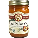 Aunt Patty's Red Palm Oil, 11.5 Fluid Ounce