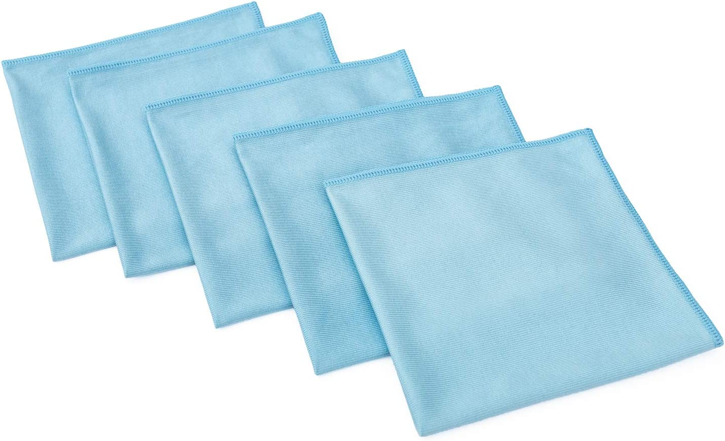 THE RAG COMPANY Professional Window Cleaning Cloths