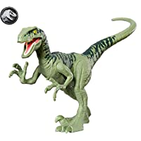 Deals on Jurassic World Attack Pack Velociraptor Charlie