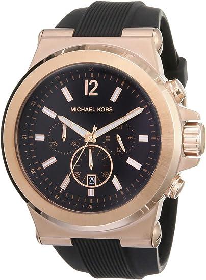 Michael Kors Dylan Watch (MK8184) Black