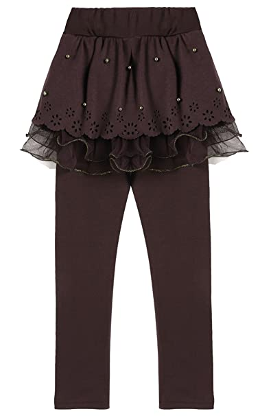 Steampunk Kids Costumes | Girl, Boy, Baby, Toddler Arshiner Girls Warm Tutu Leggings In Cotton For School or Play $14.99 AT vintagedancer.com