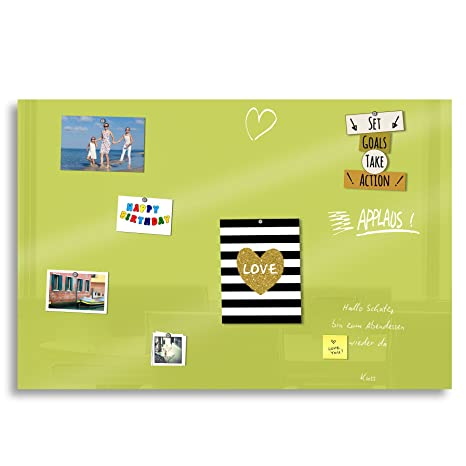 Cuadros Lifestyle Mark Tarjeta/Pizarra magnética/Whiteboard ...