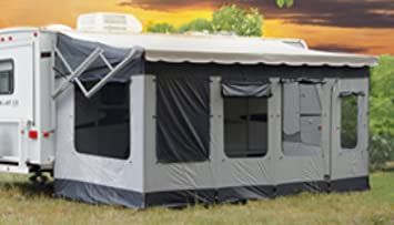 Carefree 291600 Vacationr Screen Room For 16 To 17 Awning