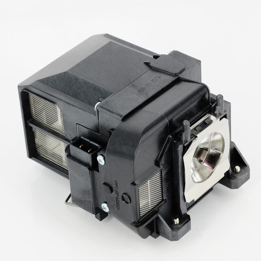 Projector Lamp Assembly with Genuine Original Osram PVIP Bulb Inside. V13H010L77 Epson Projector Lamp Replacement