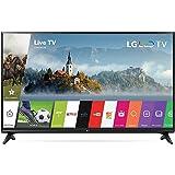 LG Electronics 43LJ5500 43-Inch 1080p Smart LED TV (Certified Refurbished)