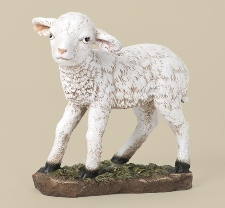 Roman 39'' Joseph's Studio Lamb Outdoor Christmas Nativity Statue