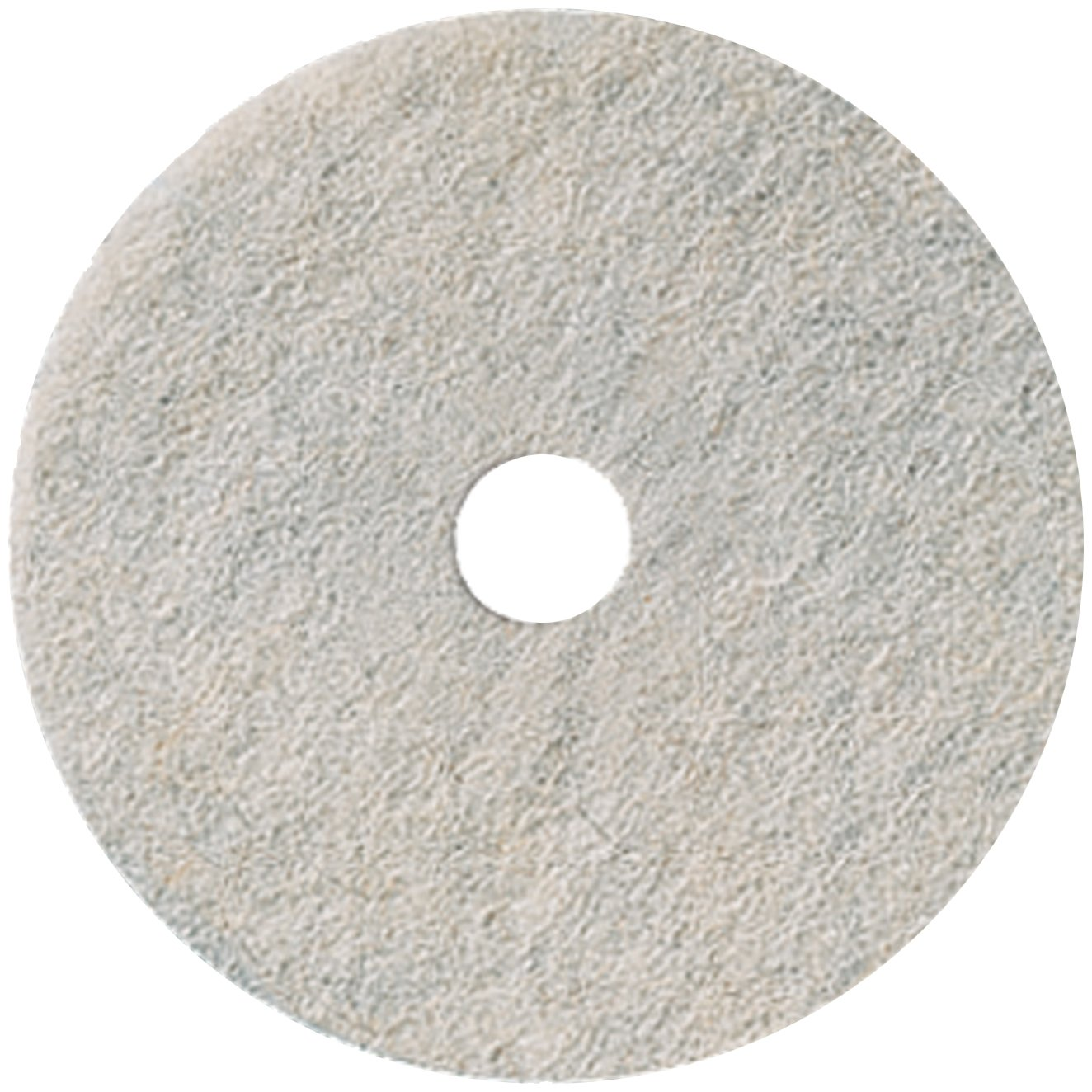 3M Natural Blend White Pad 3300, 19'' (Case of 5)