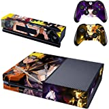 Vanknight Vinyl Decal Skin Sticker Cover Anime Naruto Boruto for Xbox One Console Kinect 2 Controllers