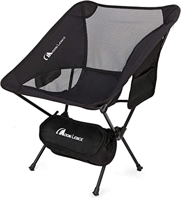 MOON LENCE Outdoor Ultralight Portable Folding Chairs