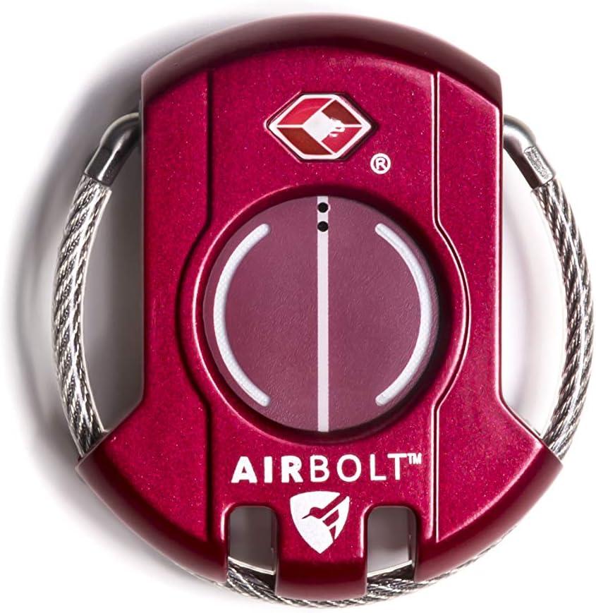 Candado para equipaje  Rojo Red AirBolt