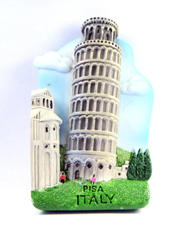 De torre inclinada de Pisa Souvenir Collectibles imán para nevera ...