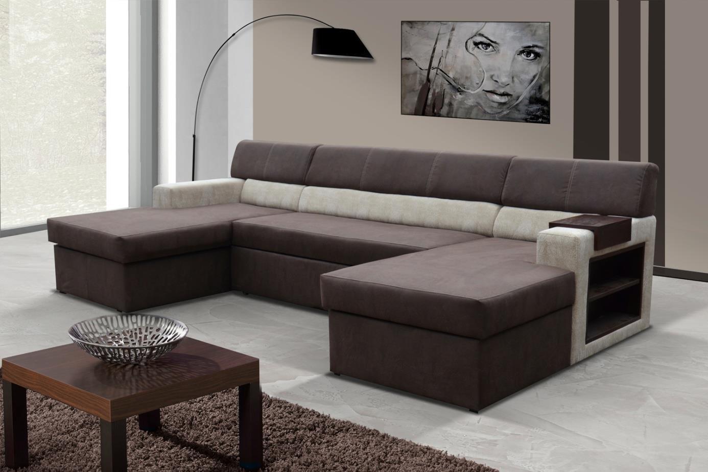 Mobella Saller Amadeus sofá Elegante Salón Paisaje Incluye ...
