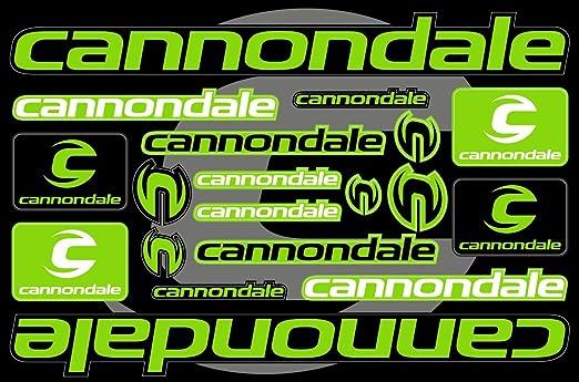 Cannondale Trail SL Graphics Set.