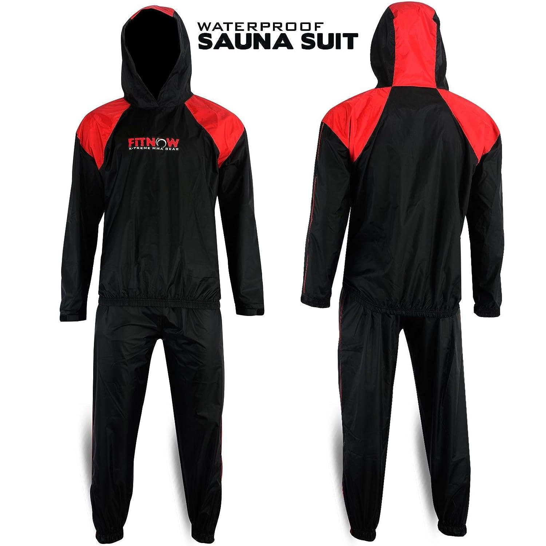 Heavy Duty sudor traje Sauna Traje de ejercicio gimnasio ...