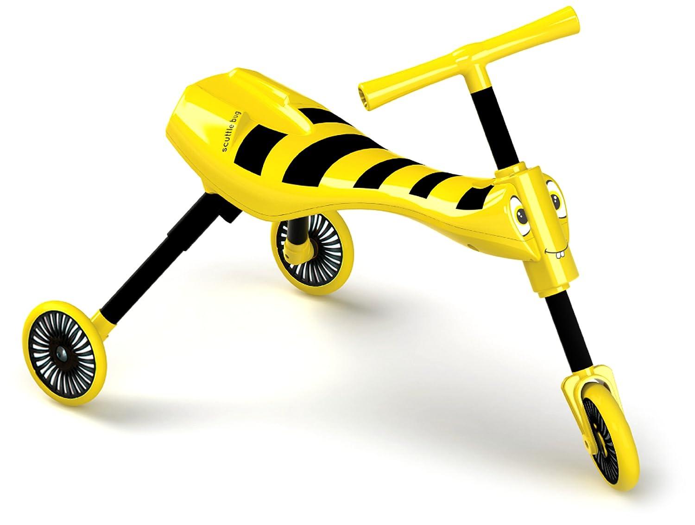scuttlebug bumblebee yellow and black amazon co uk toys u0026 games