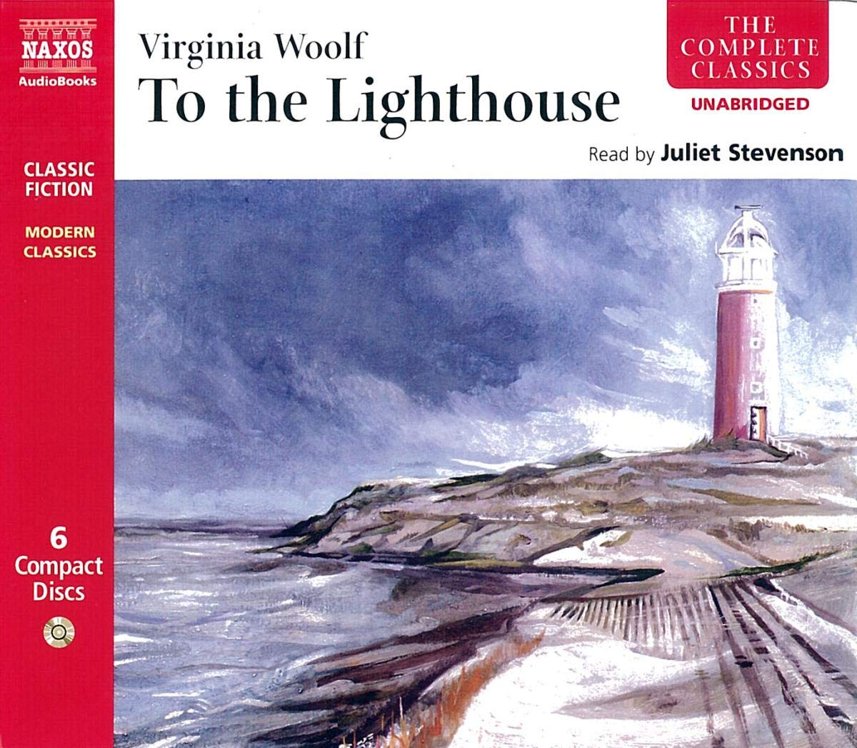 Read To The Lighthouse By Virginia Woolf