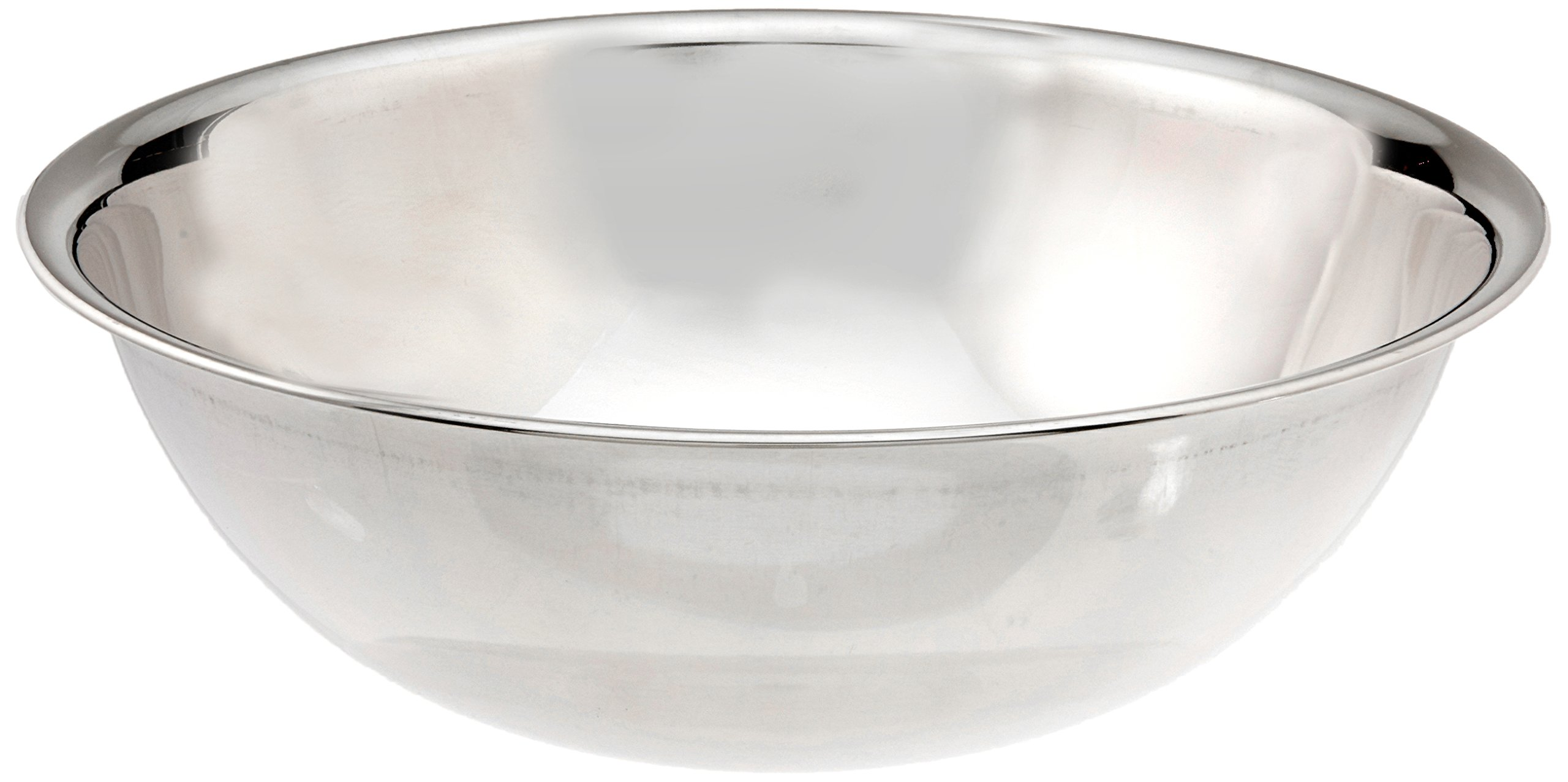 Vollrath 47938 Stainless Steel Economy Mixing Bowl, 8-Quart by Vollrath
