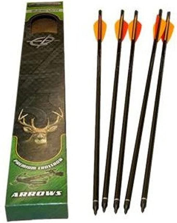 Best Archery Arrows :Barnett Outdoors Carbon Crossbow Arrows