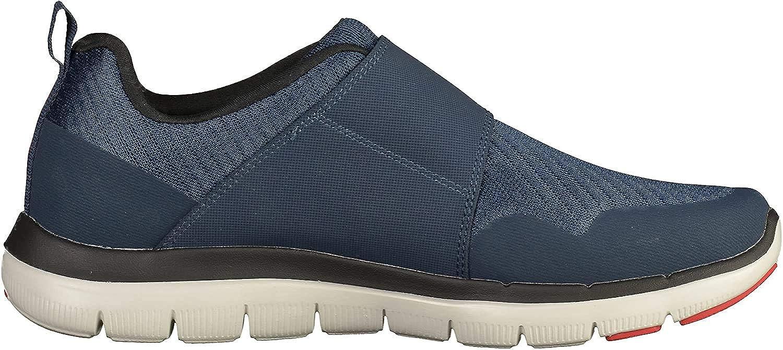 Skechers 52183, Zapatillas con Velcro Hombre