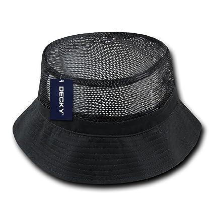 e9d8a4cb5a4 Amazon.com   DECKY Mesh Bucket Hat   Sports   Outdoors