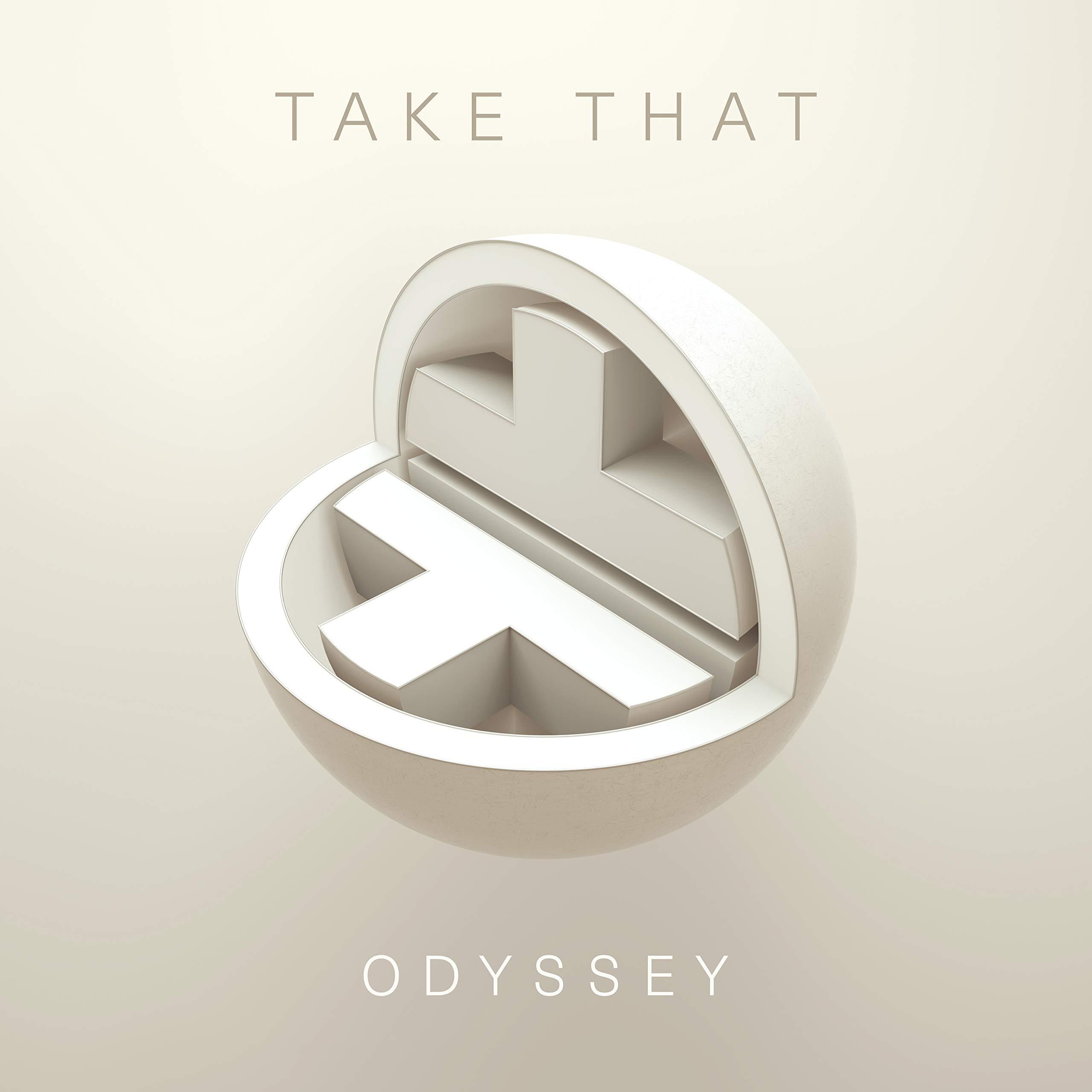 Vinilo : Take That - Odyssey (United Kingdom - Import)