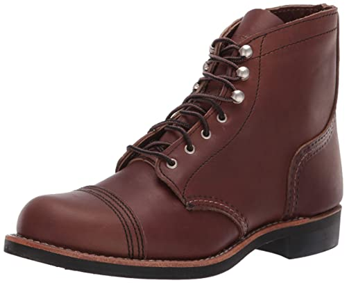8d077da6f68 Red Wing Heritage Women's Iron Ranger-W Boot