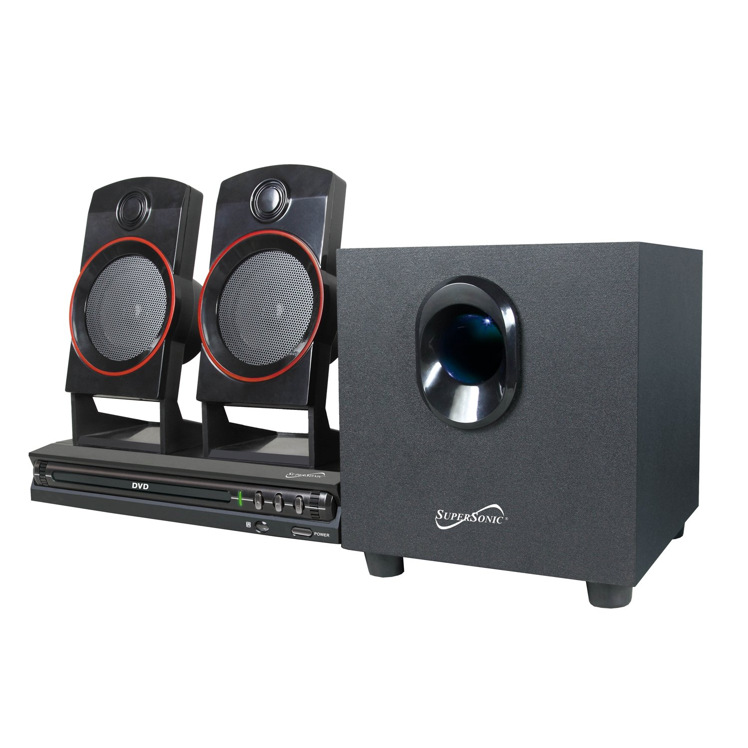 Amazon 21 Channel Home Theater System Home Kitchen