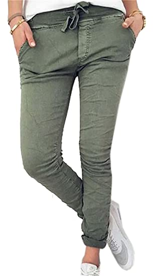 6bcbb32a412d29 BLTR-Women High Waist Butt-Lifting Skinny Jeans Elastic Pencil Jeggings  Pants Multicolor at Amazon Women's Jeans store