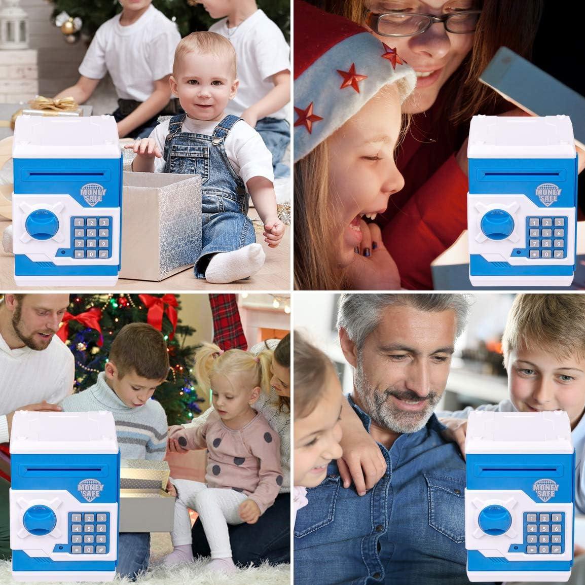 Subao Children ATM Piggy Bank Money Saving Box for Kids