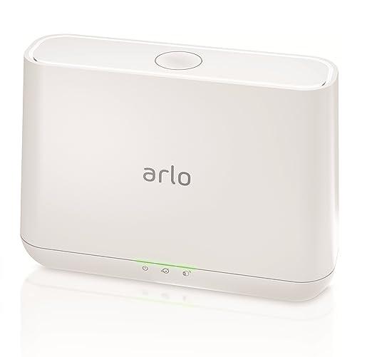 506 opinioni per Arlo Pro VMB400 Base Station con Sirena, Compatibile con Telecamere Arlo e Arlo