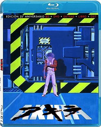 Akira Edición Coleccionista 25º Aniversario Import Dvd Keine