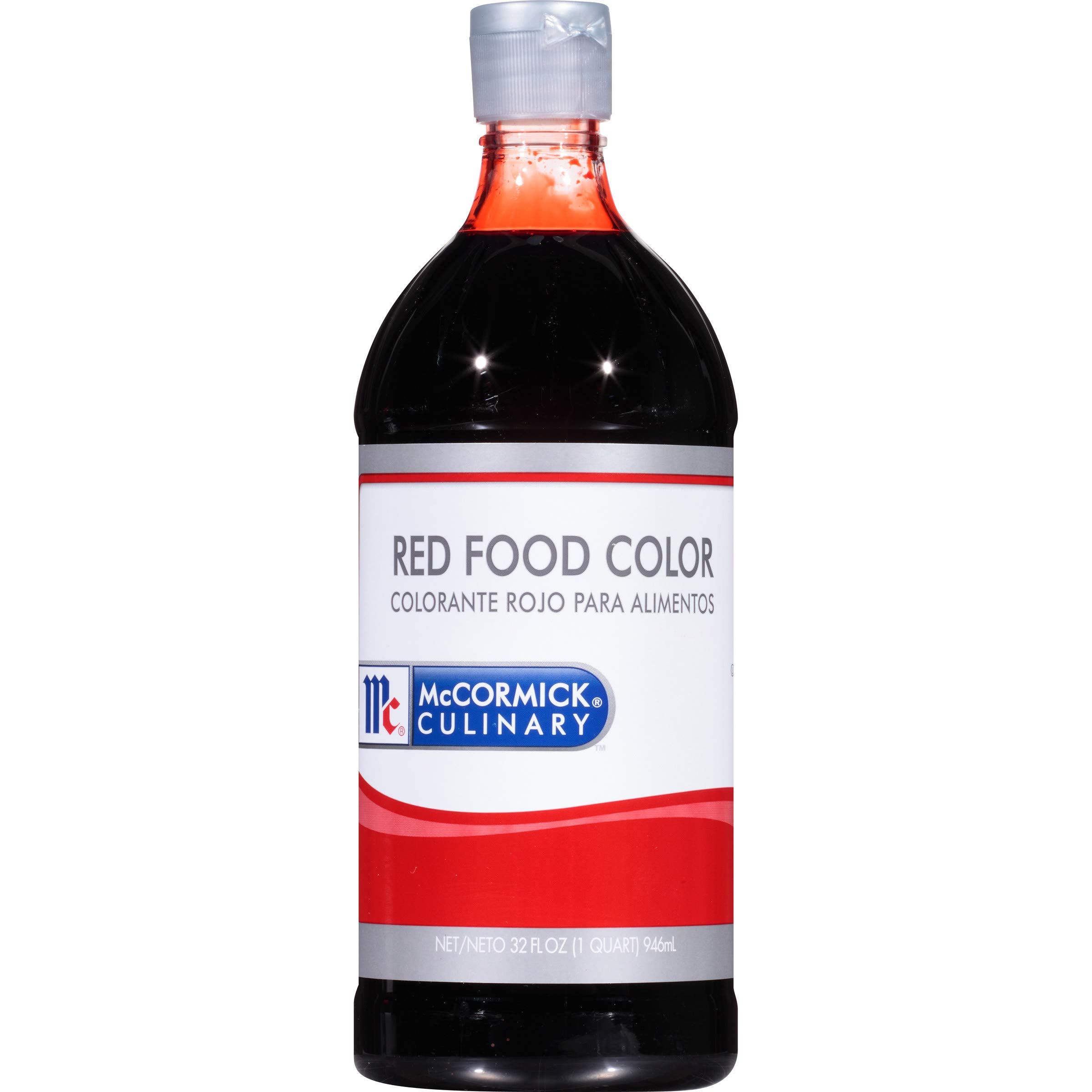 McCormick Culinary Red Food Color, 1 qt by Cattlemen's