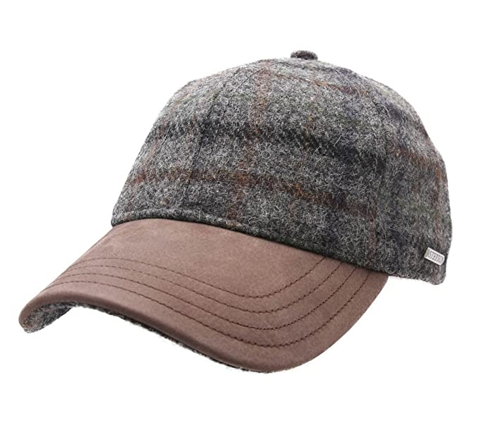 Stetson - Gorras de béisbol Hombre California Wool - Talla XL: Amazon.es: Ropa y accesorios