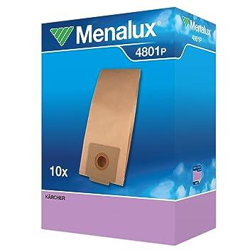 Amazon.com: Menalux 4801P 10 - Bolsas de papel para ...